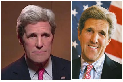 John Kerry Before & After