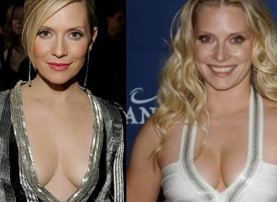 Emily Procter Breast Implants