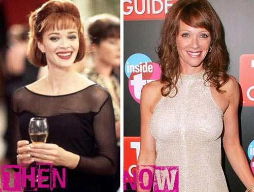 Lauren Holly Plastic Surgery Before After Picture
